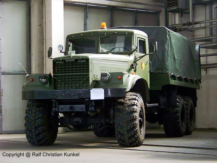 KrAZ 255 B