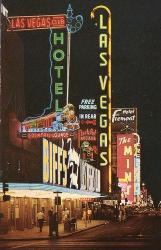 Casino Center, Las Vegas