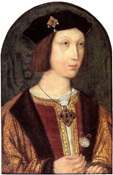 The Death of Arthur Tudor: Did Henry VII Kill His Own Son?
