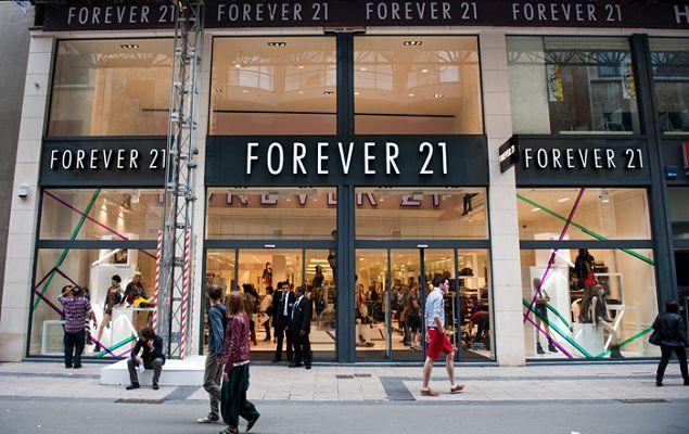 Forever 21 cierra finalmente su única tienda en España y traza una nueva estrategia en el país