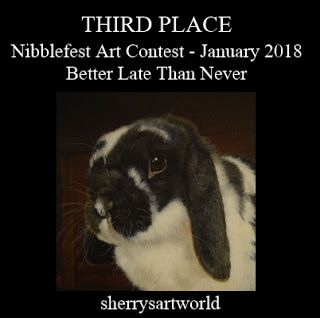 Nibblefest Art Contest