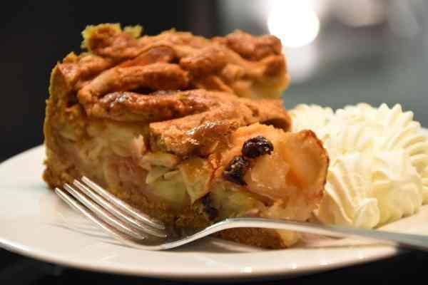 Идеальный яблочный пирог часть вторая аутентичная - блог Оксаны Путан