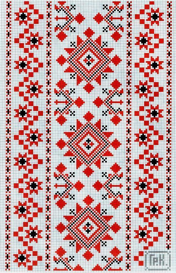 Григорій Кисіль Українська вишивка