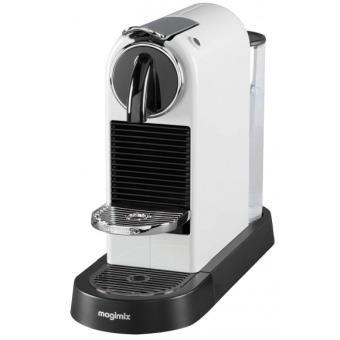Expresso à capsules Magimix Nespresso Citiz M195 11314 Blanc