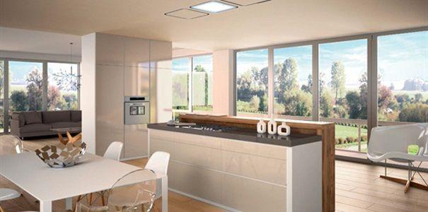 Design afzuigkappen De finishing touch voor de keuken