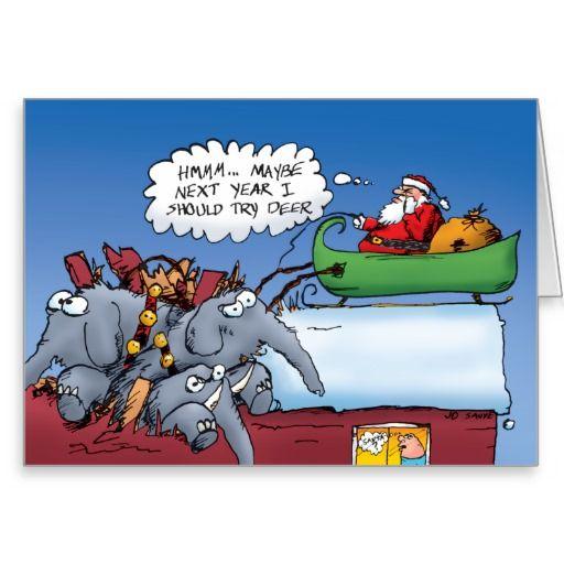 Santa's Elephants
