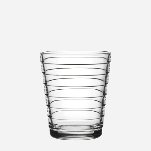 Iittala - Products - Drinking - Everyday drinking - Tumbler 22 cl clear