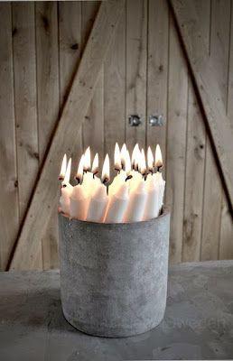 candele ...