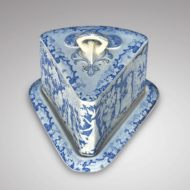 Large 19th Century Blue & White Cheese Dish-hobson-may-collection-IMG_8236_main_636504262748665750.jpg