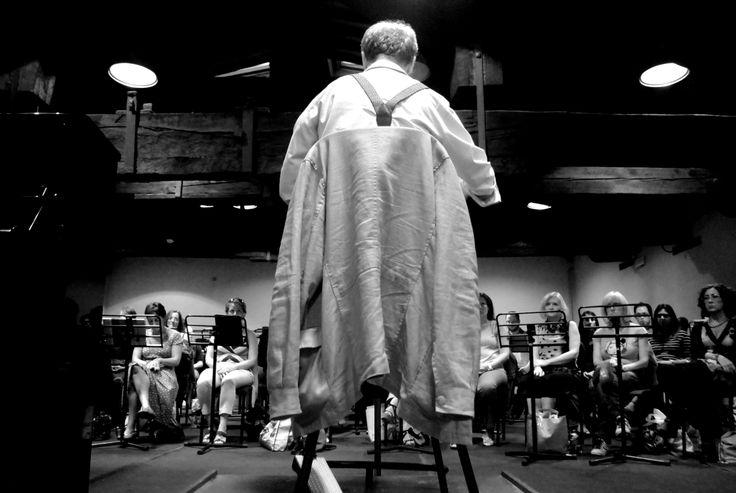 I concerti, backstage (Ph. Annalisa Andolina)