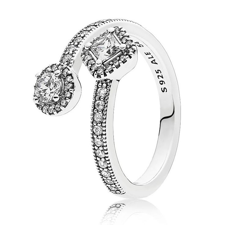 buy pandora abstract elegance ring at hugh rice jewellers free delivery on pandora - Pandora Wedding Rings