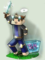 Look at the glistening diamonds on this drawing! Tis' a spirit for TDM that shines like a diamond!
