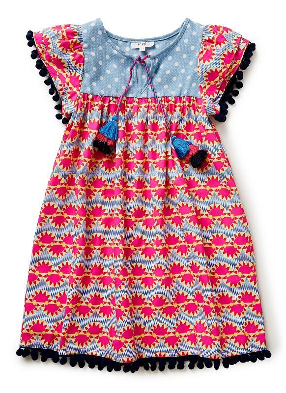 Sunrise Dress | Seed Heritage