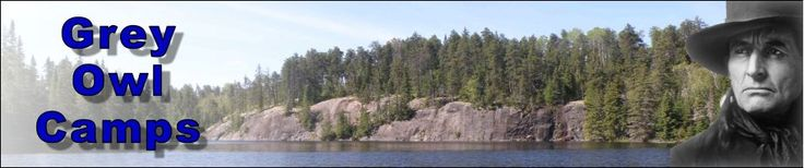 Grey Owl Camps in Biscotasing #algomacountry