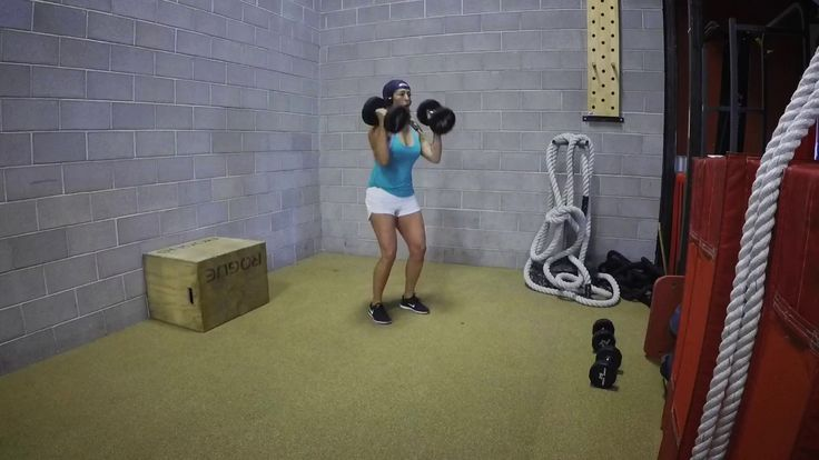 Dumbbell Domination Circuit One