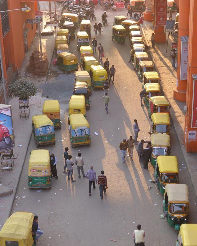 Plenty of Tuk-Tuk's waiting to whisk me away! #india #delhi #newdelhi #gurgaon #sikandarpur #metro #metrostation #city #taxi #tuktuk #street #streetphotography #streetview #tourist #tourism #globetrotter #worldtravel #worldtraveler #worldtravelpics #livetotravel #lovetotravel #lovetotraveltheworld #photo #photographer #photography #instapic #instaphoto #instagram #instagood