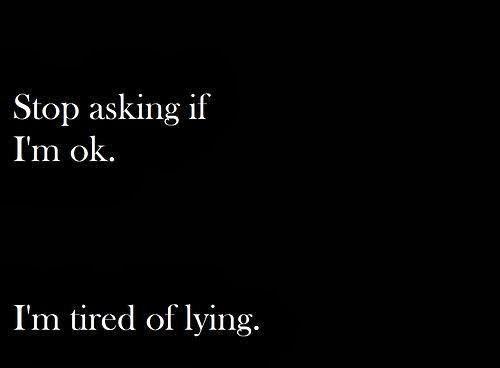 True Depression Quotes