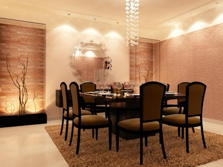 Sala De Jantar   Santos Arquidecor 2010. Dinner RoomDining Room DesignInterior  Design Living ... Part 72