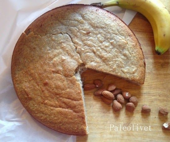 Paleolivet: Verdens nemmeste bananbrød