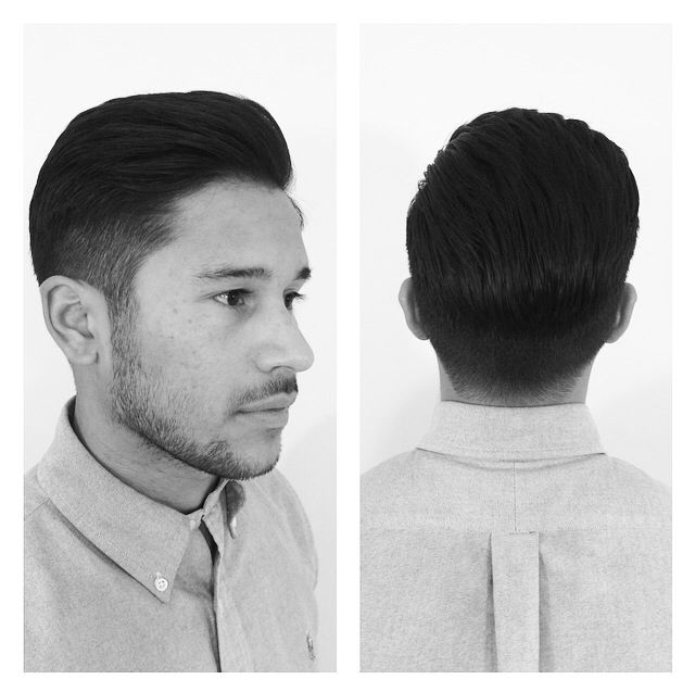 Men's cut , fading inspo , by me
