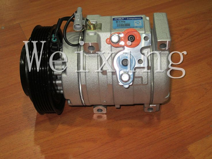 12v air conditioner compressor 10s15c pv6 for geely
