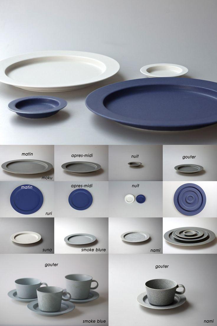 YUMIKO IIHOSHI unjour series – plate