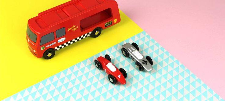Stand 426: speelgoedfabrikant Ikonic Toys.Houten speelgoed van Nederlandse bodem!