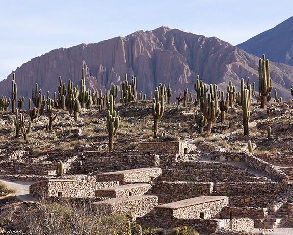 Las Ruinas de los Quilmes en Tucumán