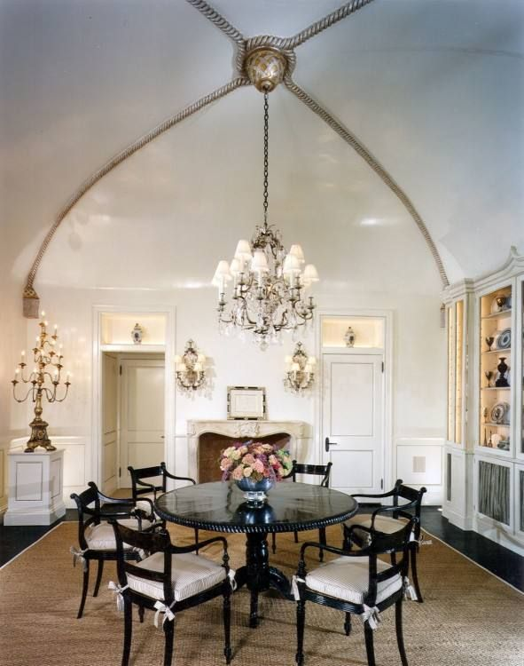 Vaulted Ceiling Dining Room Ideas Dining Room Ceiling Lights
