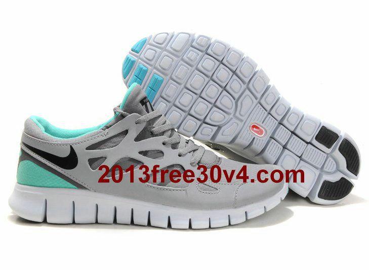 nike free run 2 grey sole fillet
