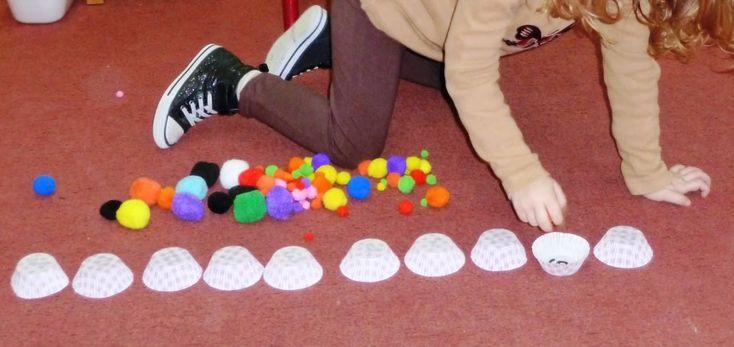 Δραστηριότητες, παιδαγωγικό και εποπτικό υλικό για το Νηπιαγωγείο: Παιχνιδομετρήματα έως το 30