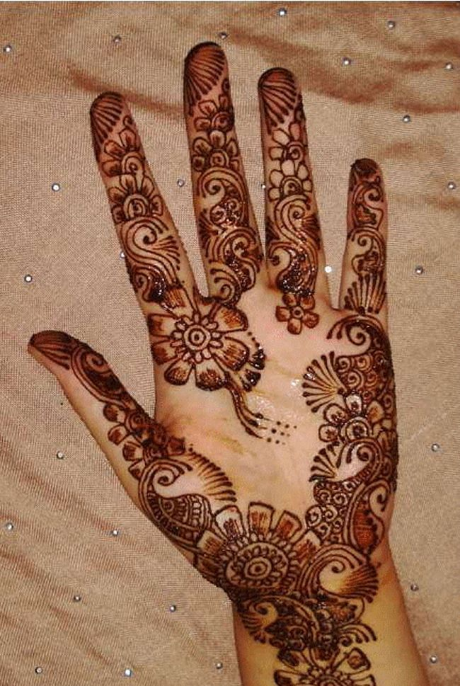 36 mehendi designs for hands to inspire you the complete guide. Black Bedroom Furniture Sets. Home Design Ideas