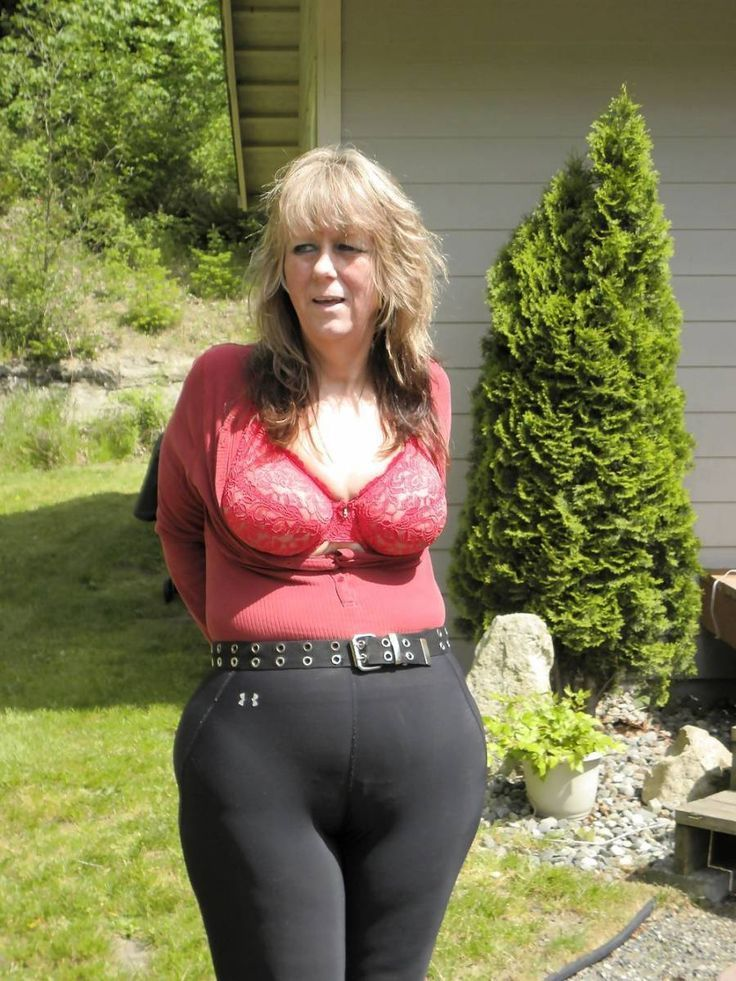 Skinny Brunette Milf Mature