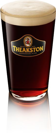 A pint of Theakston's Old Peculier