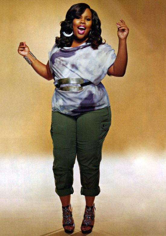 Amber Riley in Essence Magazine, March 2011...I will be on the cover of essence magazine. #bigdreamer
