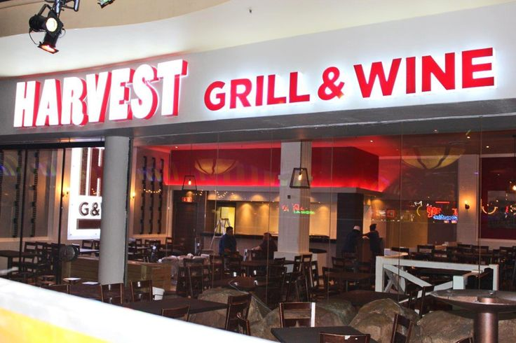 Preview 'Harvest Grill & Wine' @CarnivalCitySA #DineJoziStyle @Radio2Day