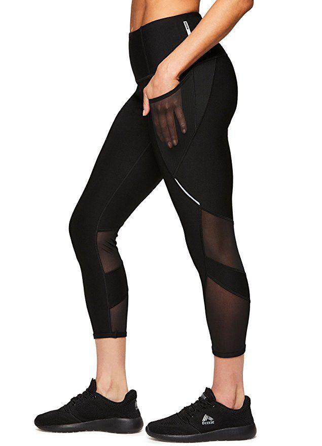 145d8b8270 RBX Active Women's Workout Yoga Leggings 18 Black M | Cheap Clothes ...