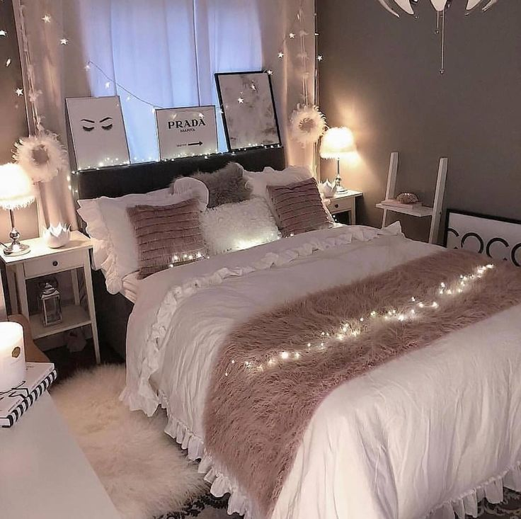 pin by taboo emami on pics pink bedroom design bedroom on cute bedroom decor ideas for teen romantic bedroom decorating with light and color id=18056
