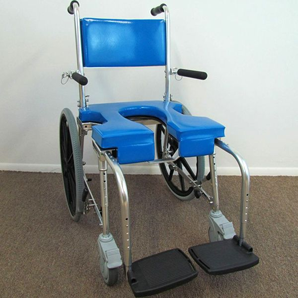 Shower Wheelchair Commode Chair HomeMobilityAids See More Info At H