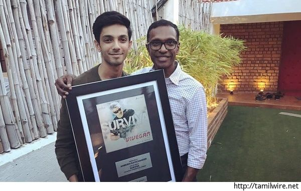 Anirudh Ravichander: Thank you for making Surviva a smash hit - http://tamilwire.net/61763-anirudh-ravichander-thank-making-surviva-smash-hit.html