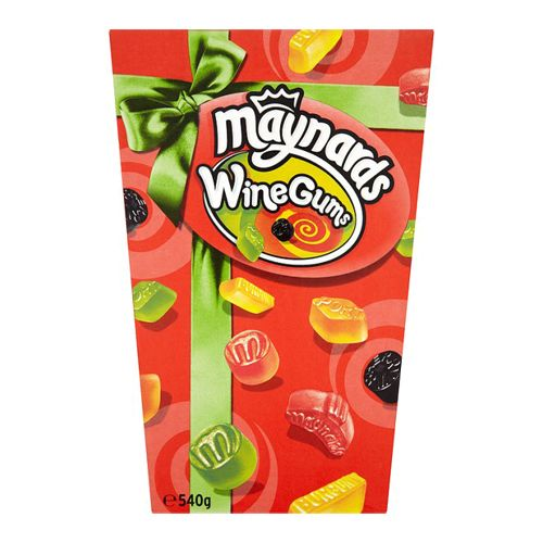 Maynards Wine Gums Carton (460g / 16.23oz)