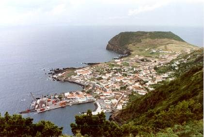 Sao Jorge the Azores where my Portuguese ancestors are from.