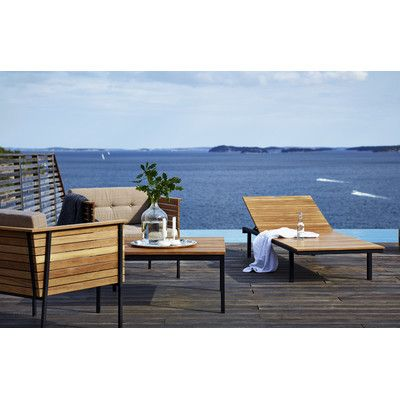 Skargaarden Haringe 4 Piece Seating Group with Cushions