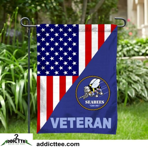 Home Protected By 2nd Amendment Eagle American Flag Garden Yard Flag