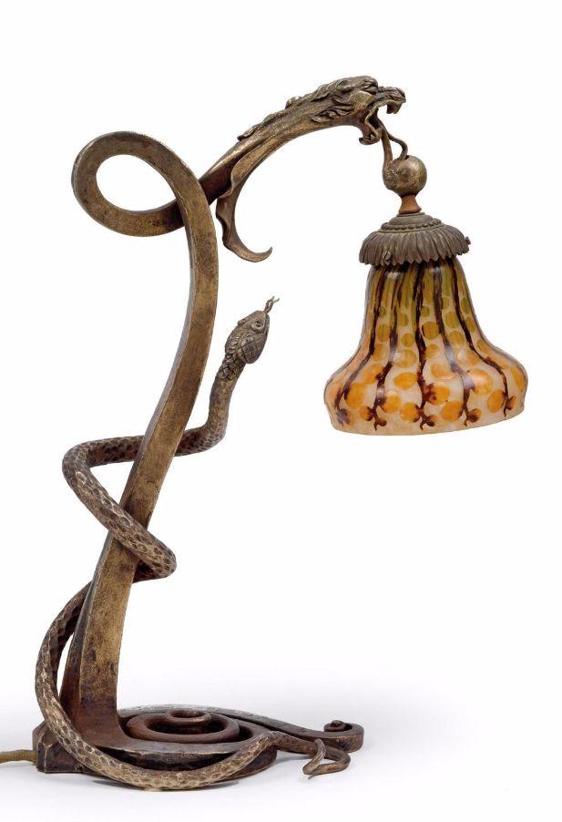 289 Best Images About Art Nouveau Lighting On Pinterest