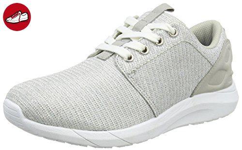 Supremo Damenschuhe, Damen Sneakers, Silber (silver), 40 EU (*Partner-Link)