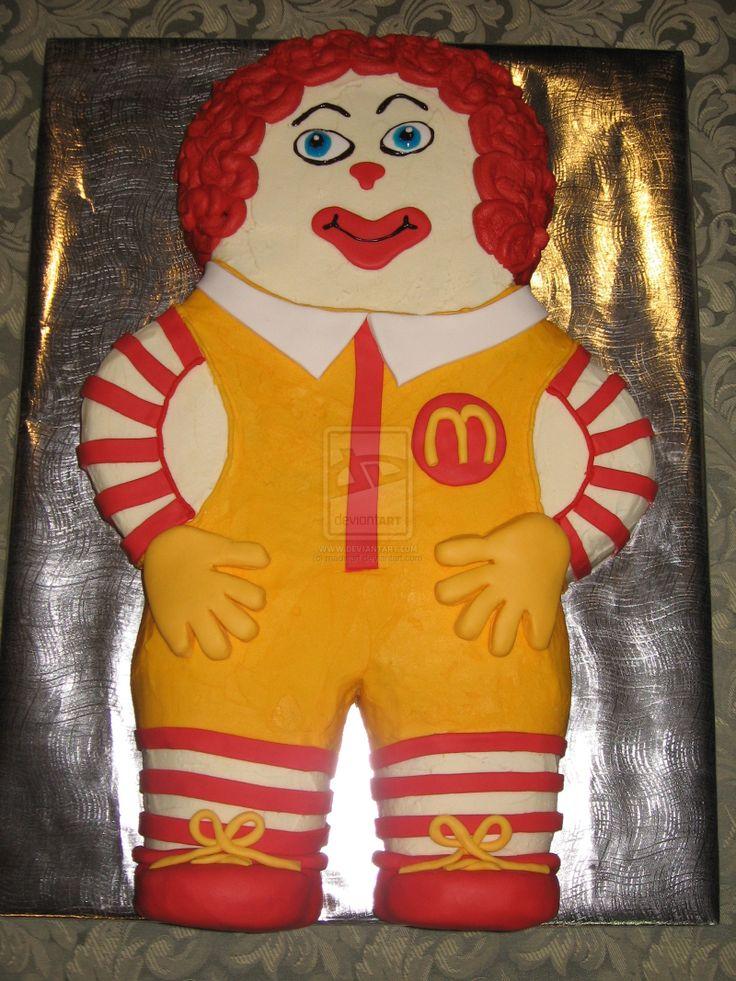 Mac the Ronny by madwarf.deviantart.com on @deviantART
