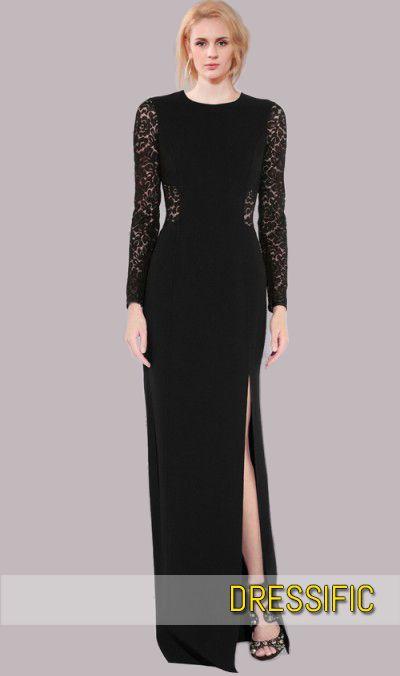 17 besten Vintage Black Dresses Bilder auf Pinterest   Abendkleider ...