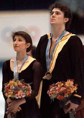 Oksana Kazakova & Artur Dmitriev (Russia ) 1998 Nagano