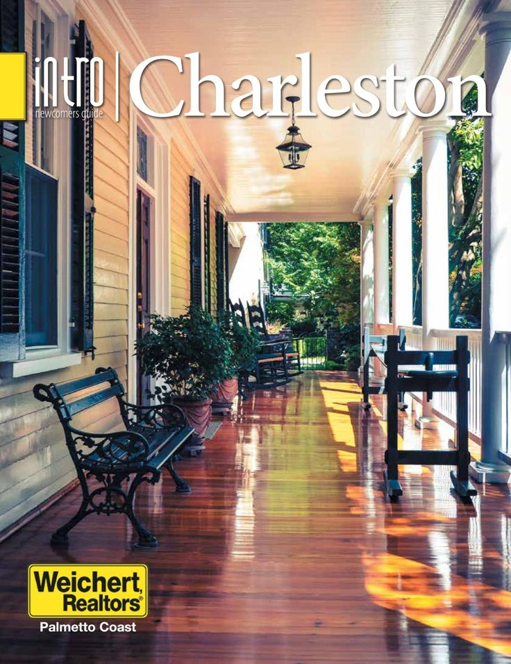 """Intro Charleston  Weichert Realty proudly presents, """"Intro Charleston."""" The comprehensive guide to relocating to the Charleston, SC area. Published by SC Biz News."""